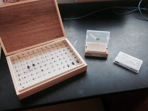 Schmidt box, matrix box and microplate