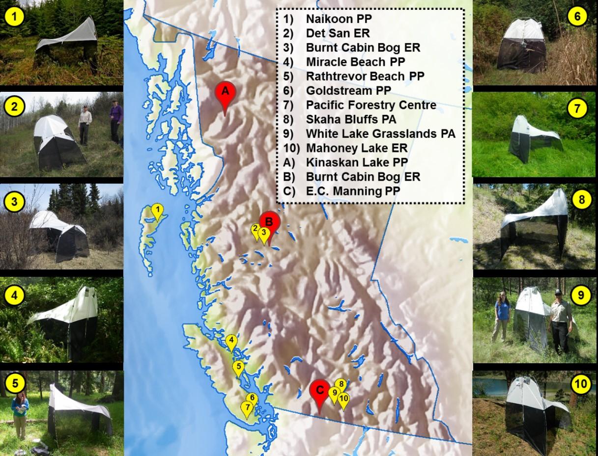 BC Map